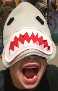 Shark Head Sleep Mask