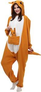 Kangaroo Onesie Pajama
