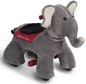 Ride The Elephant Toy