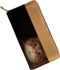 Sneaky Cat Wallet