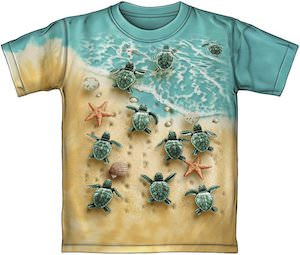 Turles On The Beach T-Shirt