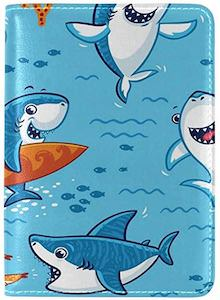 Shark Passport Cover