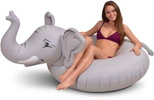Elephant Pool Float