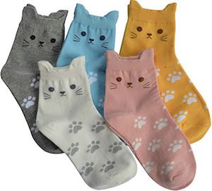 Lots Of Cats Socks