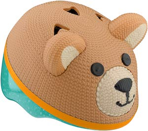 Teddy Bear Bike Helmet
