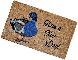 Mallard Duck Doormat