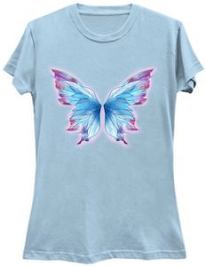 Icy Butterfly T-Shirt