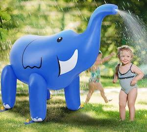 Giant Elephant Sprinkler