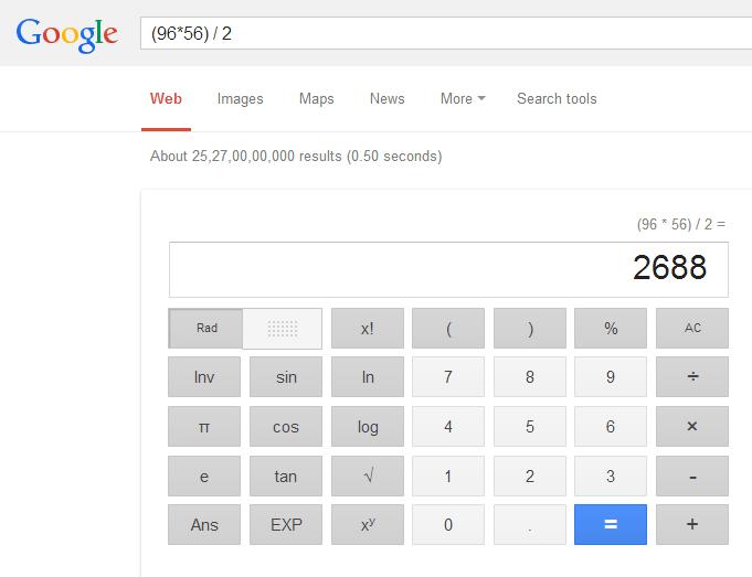 search-google-like-pro-calculator