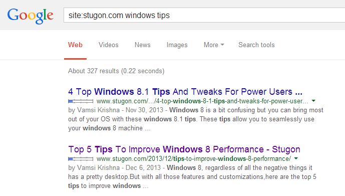 search-google-like-pro-site-search