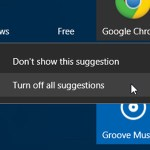 How to Disable Start Menu Advertisements in Windows 10