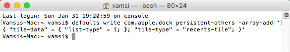 mac-osx-dock-command-executed