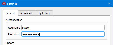liquidvpn-review-enter-login-details