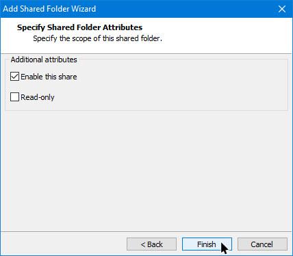 shared-folders-vmware-finish-wizard
