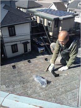 一戸建ての雨どい修理の施工事例 - 上下水道局指定工事店