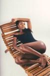 photo nue de femme noire du 95