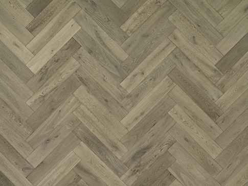Bougie Oak Herringbone 7