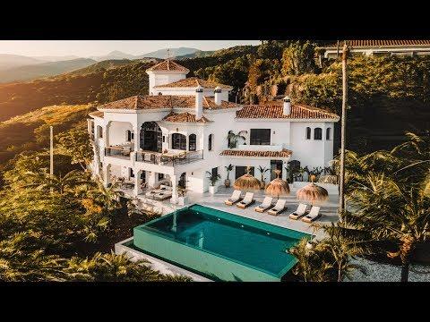 MARBELLA DREAM VILLA HOUSE TOURJon Olsson house  Stunmore