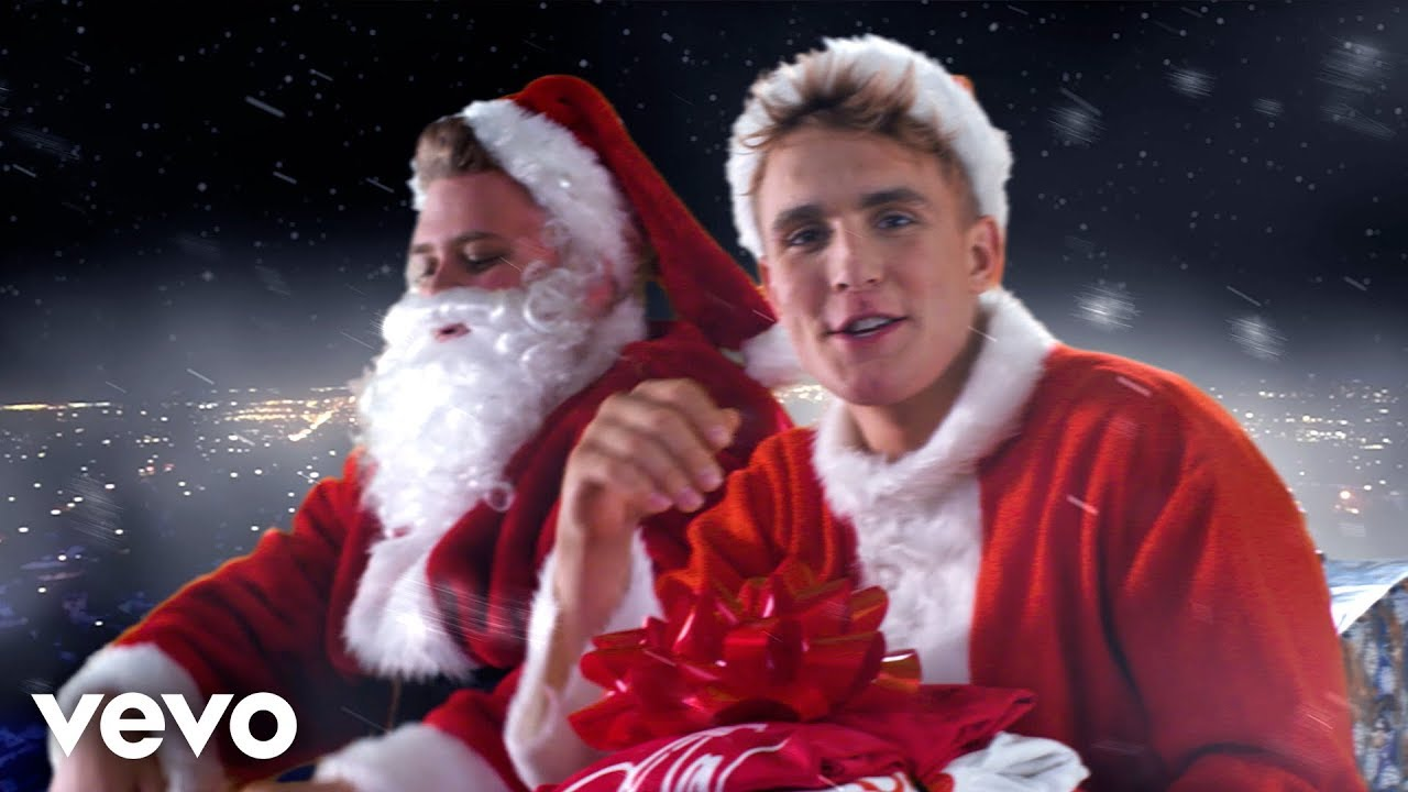 Jake Paul All I Want For Christmas Official Music Video