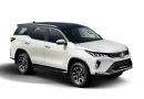 Fortuner Legender powered in style