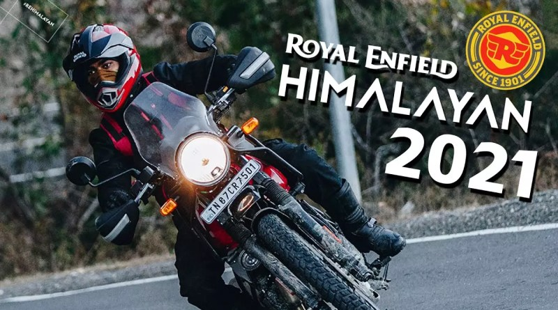 Royal Enfield Himalayan 2021 launch date revealed