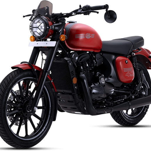 New Jawa 42 v2.1 2021 launched new features, colors, price