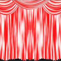 How to make Curtain in Photoshop?