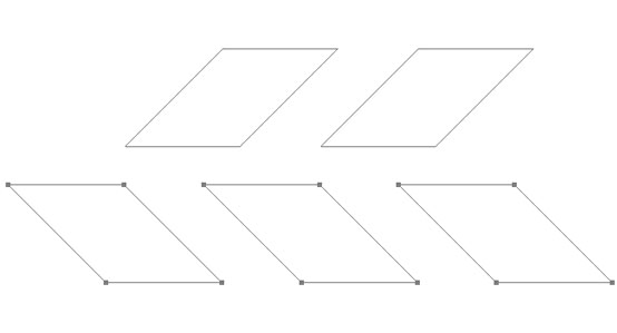 Folded Paper Band – Photoshop Tutorial