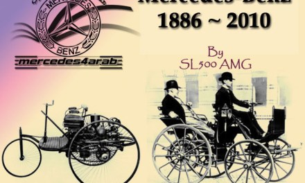 Mercedez Benz – Life Cycle (1886-2010)