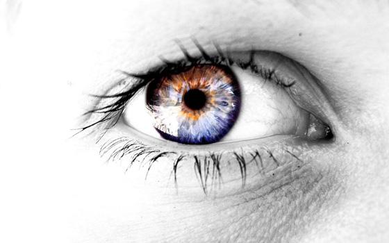 Stunningmesh - Mystery Eyes are saying something