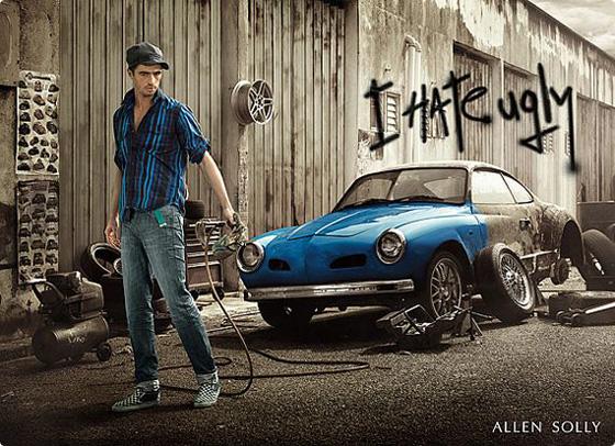 Stunningmesh - Inspirational Advertisement