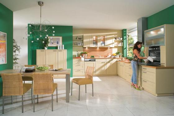 Stunningmesh - Kitchen Sample