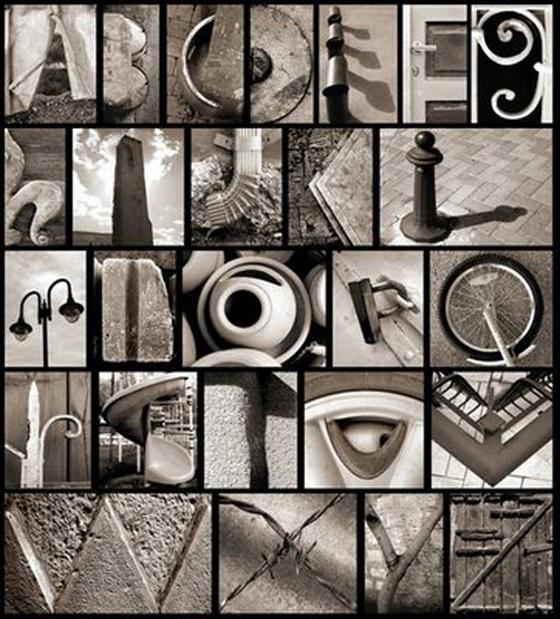 Unusual Alphabets