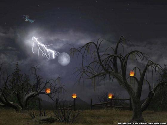 Freaky Halloween Wallpapers