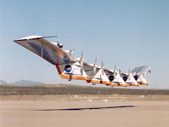Solar Planes