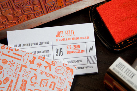 History of business cards