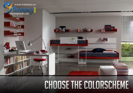 Choose the furniture