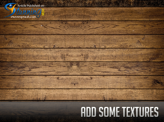 Add some textures