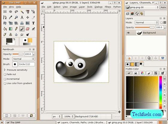 GNU Image Manipulation