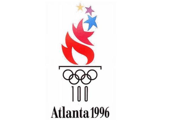 Atlanta Olympic 1996 Logo