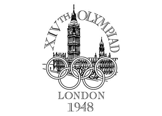 London Olympic 1948 Logo