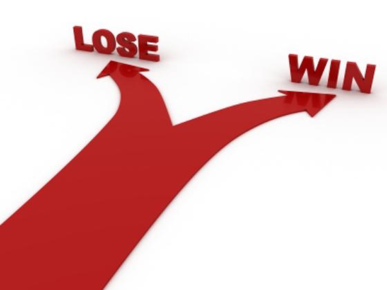 Lose Graciously