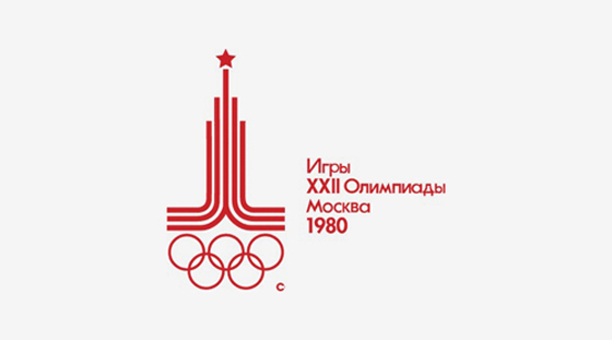 Moscow Olympic 1980 Logo