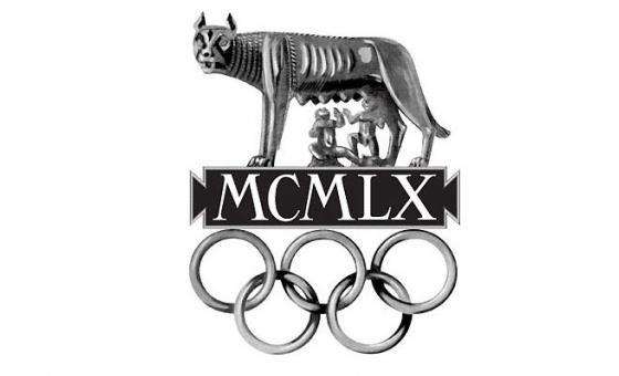 Rome Olympic 1960 Logo