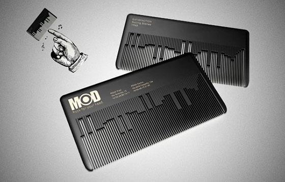 Musical Comb