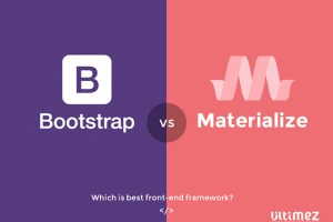 Materialize vs. bootstrap? Which is best front-end framework?