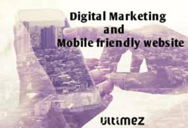 Digital Growth and Mobile Friendly Website