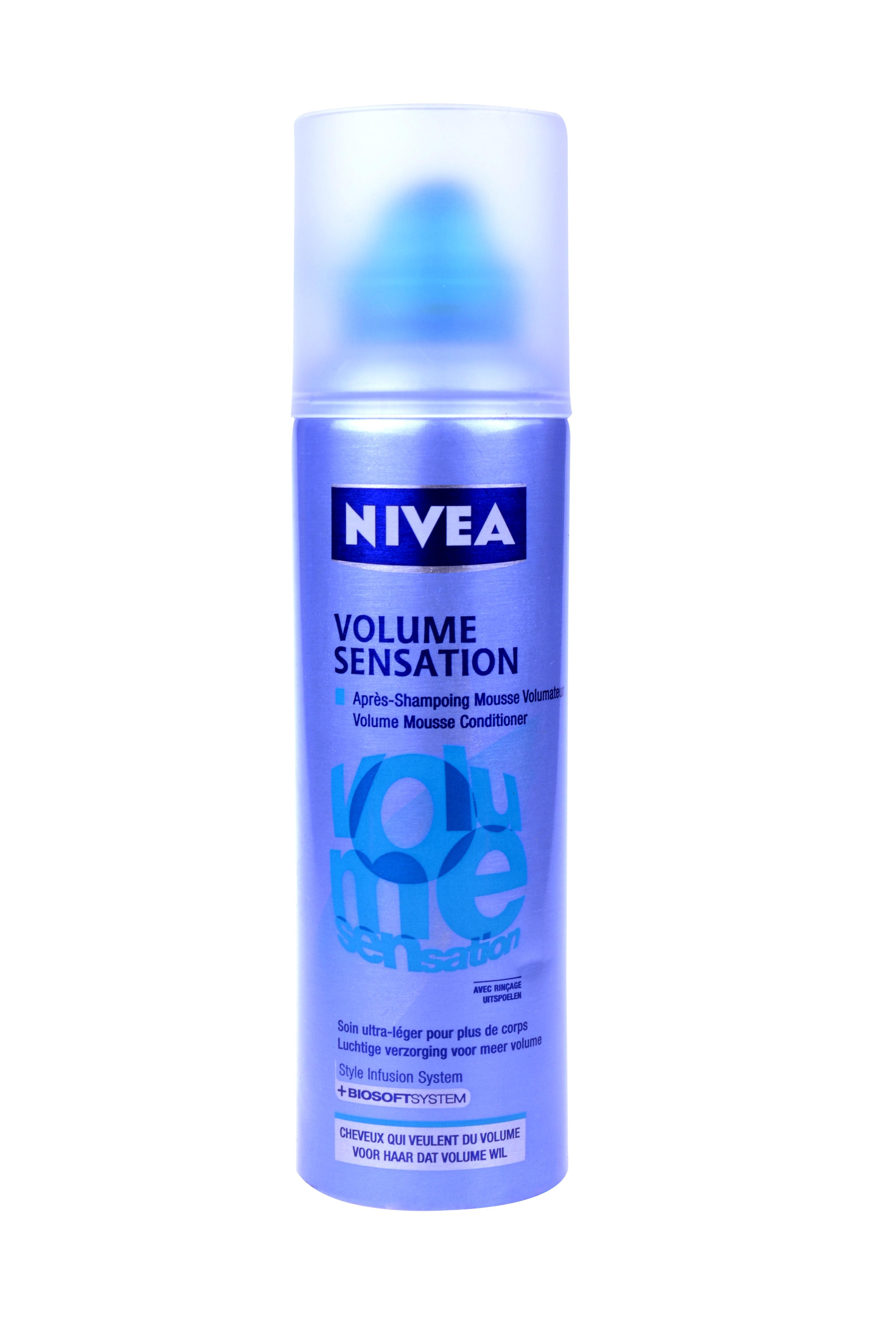 Nivea Mousse Conditioner Volume Sensation 200 ml