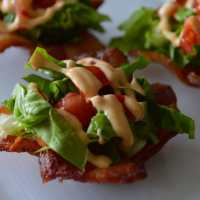 BLT Bites with Chipotle Mayo Recipe