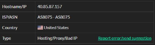 Stormproxies ISP test ip12